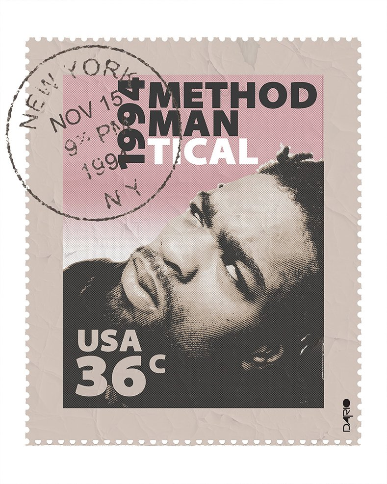 Tical 1994 Stamp