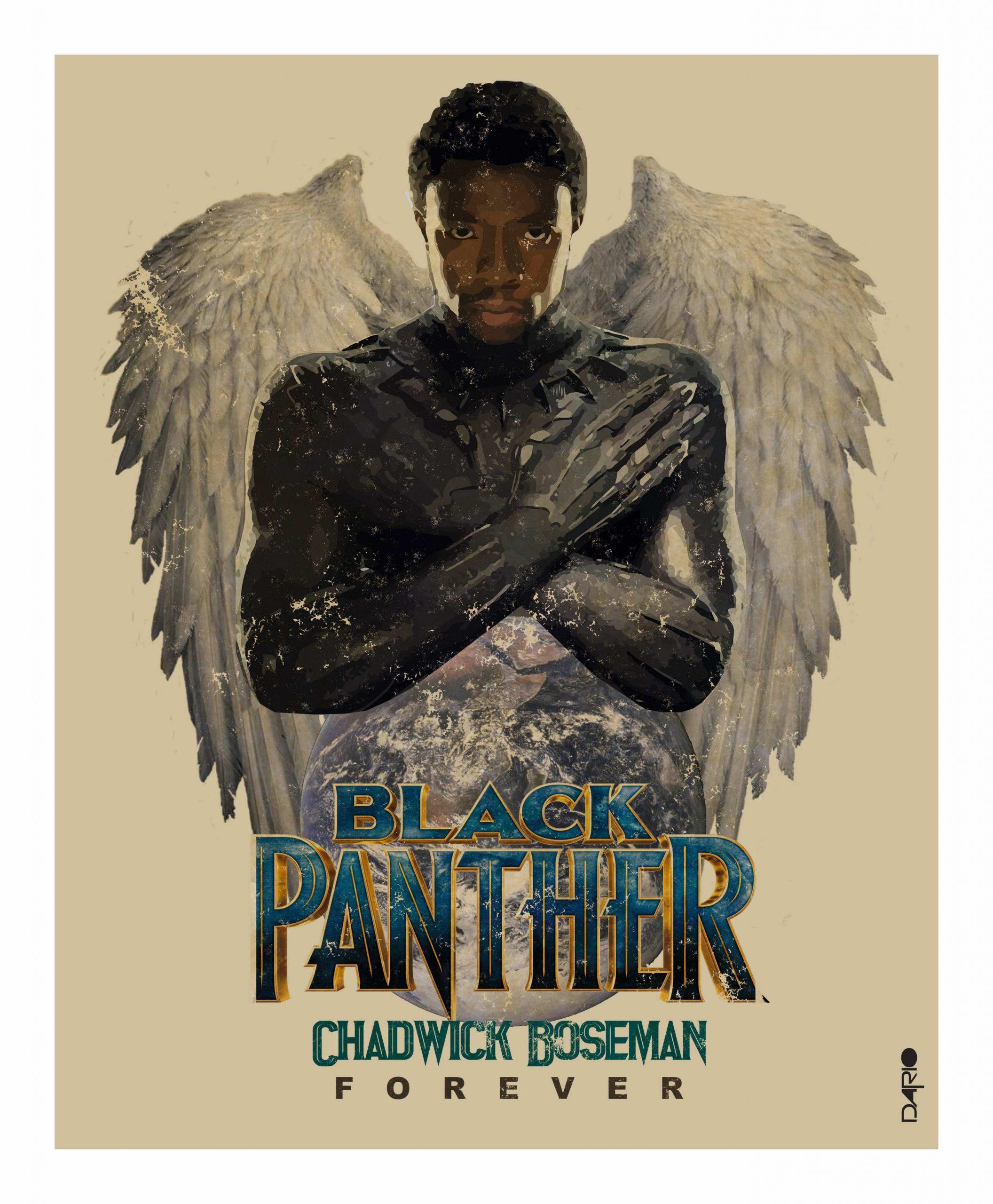 BOSEMAN FOREVER (Black Panther)