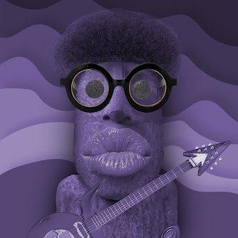 Axi #28 Purple Rain